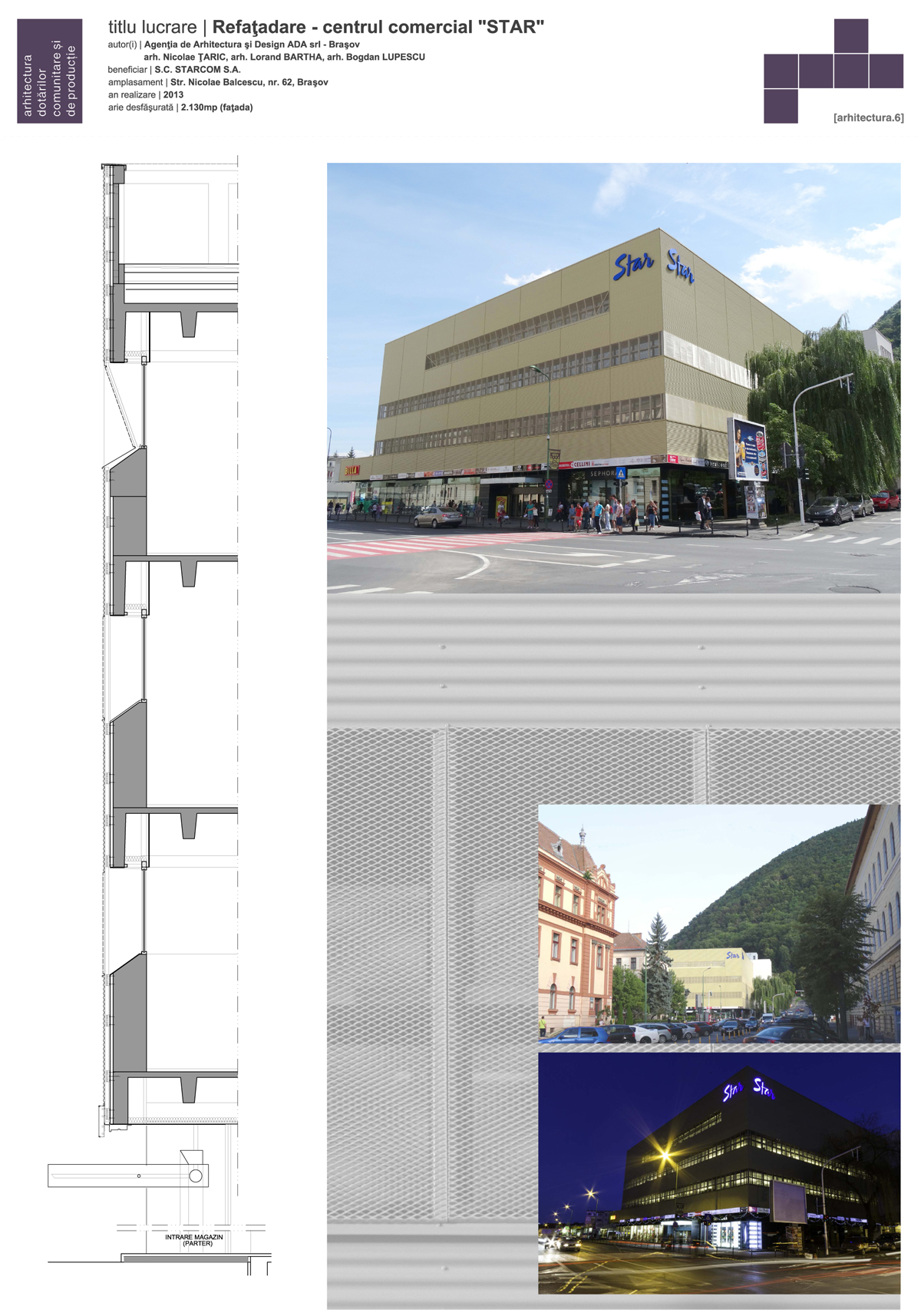 ADA - Centrul comercial STAR - b