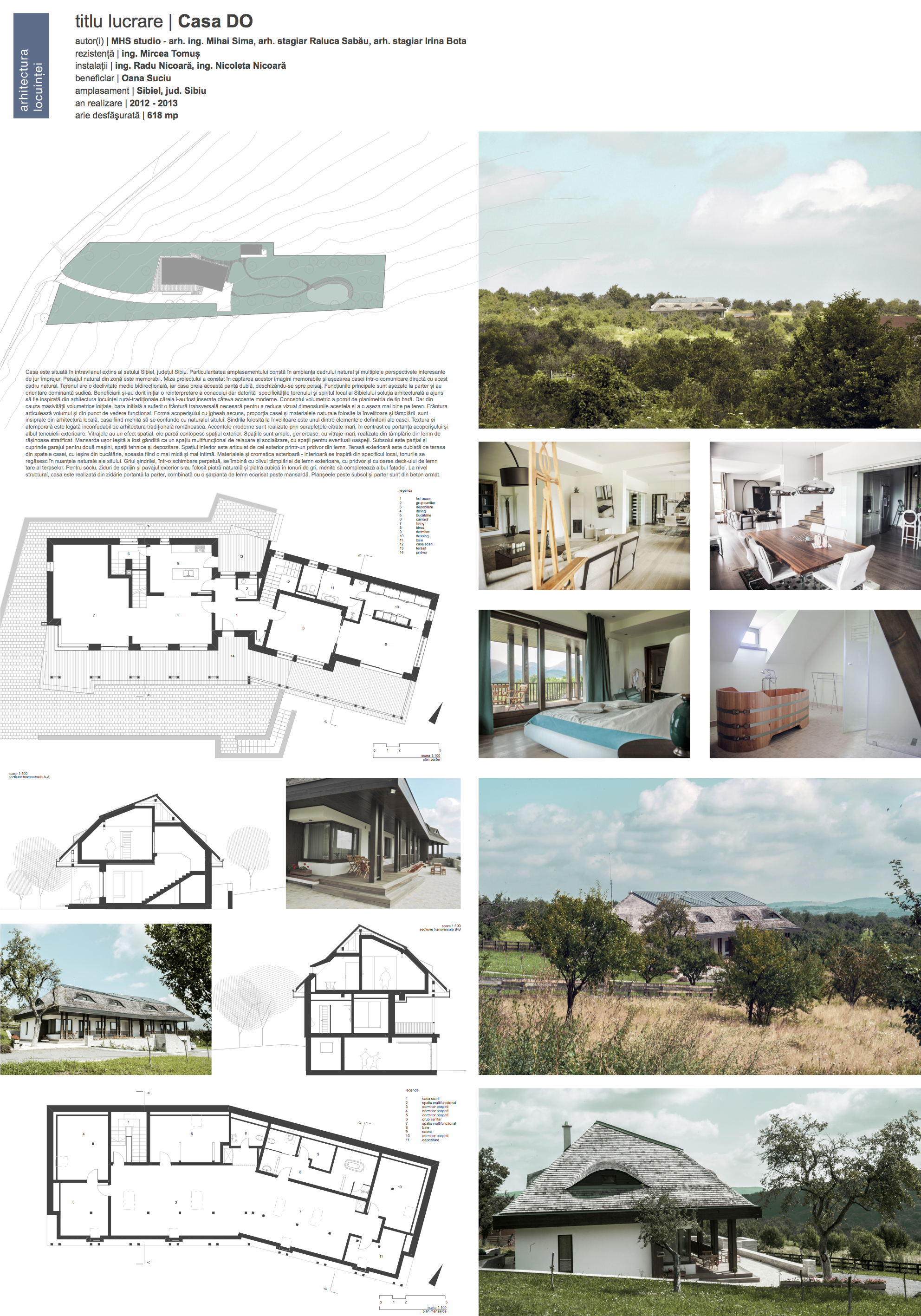 MHS studio - Casa DO