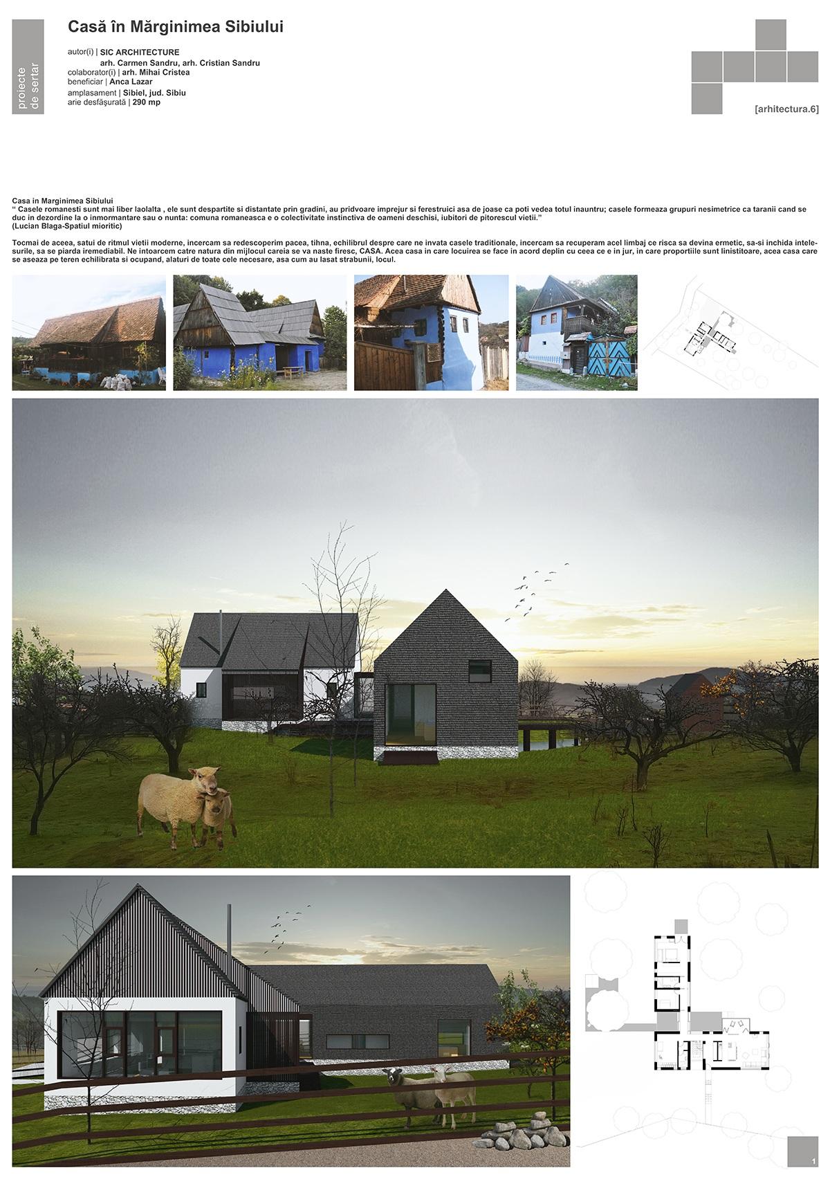 55_Casa in Marginimea Sibiului Panou 1