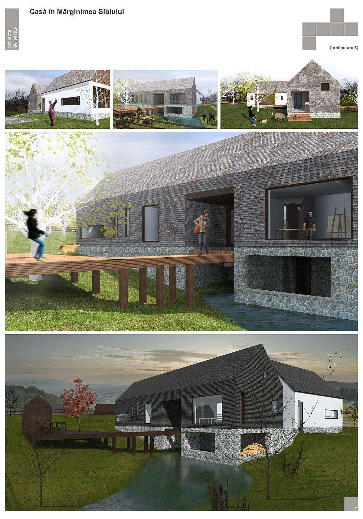 55_Casa in Marginimea Sibiului Panou 2